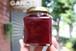 プルーンと赤ワインのコンフィチュール