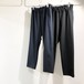 FIRMUM 【フィルマム】 COTTON POLYESTER STRETCH TWILL STRAIGHT PANTS