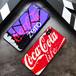iPhoneケース 売れ筋 人気 コーラ 韓国 かわいい コカコーラ
