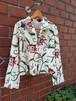 カシミール手刺繍ジャケット B201821