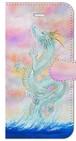 【iPhone6/6s】龍宮神 RyuGuJin Divine Dragon 手帳型スマホケース