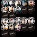 【予約商品】小松昌平の盤・番・絆! 第9回、第10回 缶バッジ ※ランダム販売