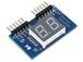 Pmod SSD  Seven-segment Display 型番:410-126