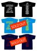 """[デッドストック]""""Human hymns""""TOUR 2013-2014 Tシャツ"""