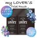 【1週間分】my・LOVER'S トライアルパウチ【フローラルムスク】7回分