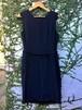 ブラックドレス シンプルドレス 黒ドレス NEW