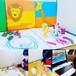 【知育|おうち時間】3歳のお誕生日プレゼントオーガニック粘土(パステルカラー)100%ナチュラルねんど(モデリングクレイ)