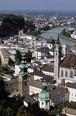 オーストリア ザルツブルク 旧市街