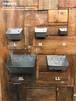 数量限定 TB-S ツールボックス パーツボックス アイアン 小物収納 インダストリアル 海外製 / Sサイズ
