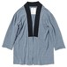 JAPONICATION CARDIGAN - LT.INDIGO