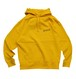 TRADEMARK HOODED SWEAT [YELLOW]
