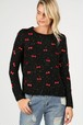 Bow Pollover Sweater