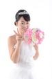 【0129】ブーケを持つ花嫁