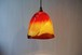 Lampshade / red mix