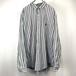 【Ralph Lauren】Striped long-sleeved shirt