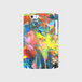 LOVE YOU iPhone5/5s/SE 側表面印刷スマホケース ツヤ有り(コート)