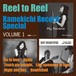 Kamekichi Record Special Reel to Reel Vol.1 /鈴木輪、後藤輝夫&佐津間純、山口温子