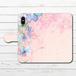 #000-026 手帳型iPhoneケース 手帳型スマホケース 全機種対応 iPhoneXS/X セール おしゃれ 花柄 Xperia iPhone5/6/6s/7/8 かわいい アンティーク調 Galaxy ARROWS AQUOS HUAWEI Zenfone タイトル:フラワー