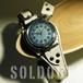 腕時計「ブルー・フラワー Ⅱ」TYPE-17 / METALLIC BLUE
