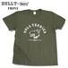 """SALE! BULL TERRIER Tシャツ """"アーミーグリーン"""""""