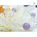 2 才能開花をサポートしてくれる癒しのブレスレット(オブシディアンオパール・ラベンダーアメジスト・水晶)