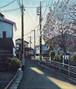 冬休み前 練馬区富士見台