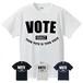 VOTE : 2(T-SHIRT) ホワイト/ブラック/オートミール/ネイビー