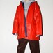 Vintage PVC/Cotton Reversible coat