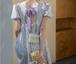 バックリボンワンピース ハイウエスト パフスリーブ 涼しい 綿 10代 20代 シフォン ふんわり 可愛い チェック 花柄 お出かけ 清楚 フレンチ ゆったり ma024