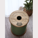 CAT SCRATCH STOOL ---garden green---