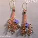 Coralreef motif Pierce -Sea Star Coral-