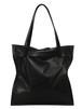 Leather bag 'frame flat' papier ショルダーバッグ  171ABG05