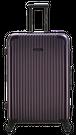 Sサイズ☆マイアミ紫mia・34リットル:超丈夫!最軽量アルミスーツケース