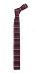 オープンワーク ストライプ ニットタイ Isleworth Texture Stripe Knit Tie