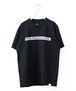 LOGO PRINTED T-SHIRT - BLACK