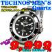 テクノス 紳士 クォーツ TSM402SB 定価¥38,500-(税込)新品