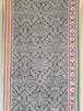 シピボ族の刺繍腰巻07 白AAA 160x63 アマゾンの刺繍大判