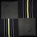 NOMA t.d. | crabat    Stripe+Text Scarf  N194-SC-206