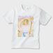 白キッズTシャツ Success Muse Felicitas 成功の女神 フェリキタス