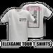 ELEXGAME TOUR T-SHIRTS[WHITE]