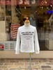 KIDS:NEEDLEWORKS STANDARD【ニードルワークススタンダード】Smile T-shirt(オフホワイト/80〜150cm)スマイルTシャツ