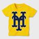 YH Mets Kids T-Shirt (YEL×NVY)