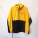 PATRICK 90's  Half Zip up Pullover Jacket  Yellow×Black size L