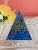 オルゴナイト ピラミッド天然水晶ポイント♪ 注文にて承ります
