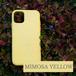 ☆数量限定•予約販売☆JAMESIE MONKEY x tidal green [MIMOSA YELLOW]「地球に還る」iPhoneケース 新しい仲間の誕生!