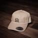 STRINGS II DAD CAP|STONE