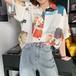 レディース カッコイイ オシャレ POLOネック 半袖 ポケット付き シャツ・トップス