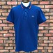 Lacoste L!VE Polo Shirt Designed In France Blue 5