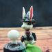 【植物の街】マッシュと出会った植物採集家のウサギ