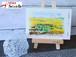 春の釧路湿原 ポストカード単品